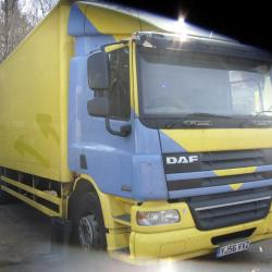 Box / Fridge / Curtainsiders